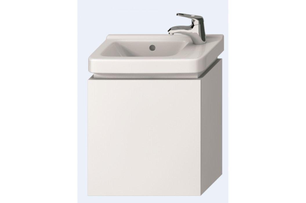 Skříňka pod umyvadlo Jika Cubito 55 cm, bílá H40J4223015001 Koupelnový nábytek