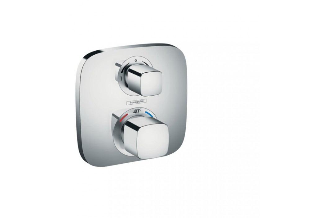 Vanová baterie podomítková Hansgrohe Ecostat bez podomítkového tělesa 15708000 Koupelnové baterie