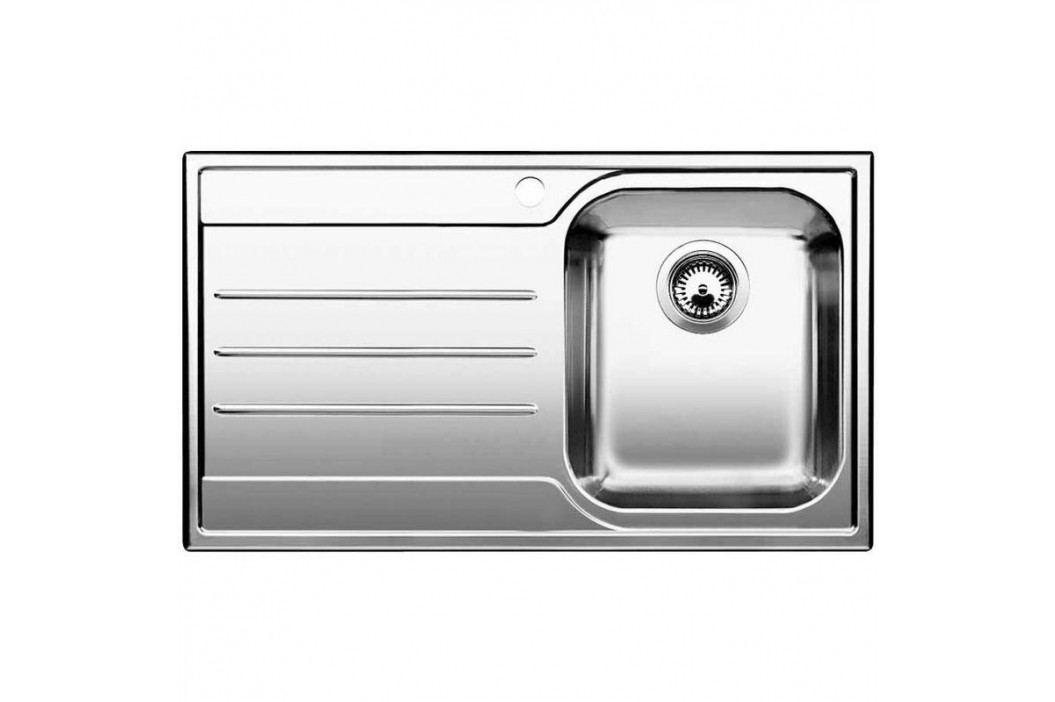 Blanco Median 45 S nerez kartáčovaný Kuchyňské dřezy