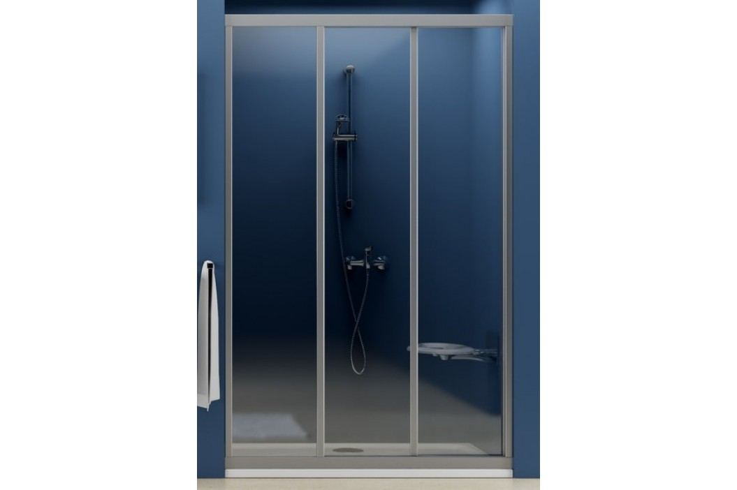 Sprchový kout RAVAK ASDP3-100 bílá+Pearl 00VA010211 Sprchové zástěny