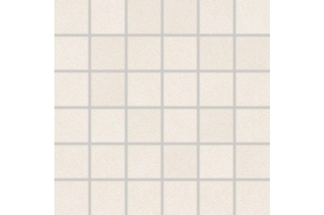Mozaika Rako Ground bílá 30x30 cm, mat, rektifikovaná WDM05534.1 Obklady a dlažby