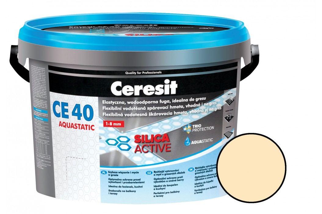 Spárovací hmota Ceresit CE40 2 kg cream (CG2WA) CE40228