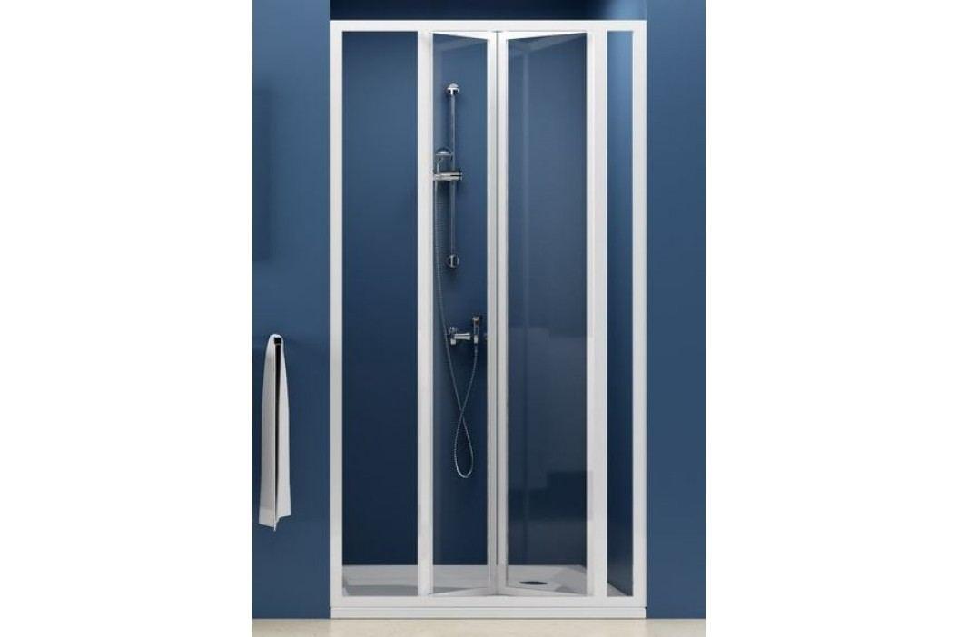 Sprchové dveře RAVAK SDZ3-90 bílá+pearl 02V7010011