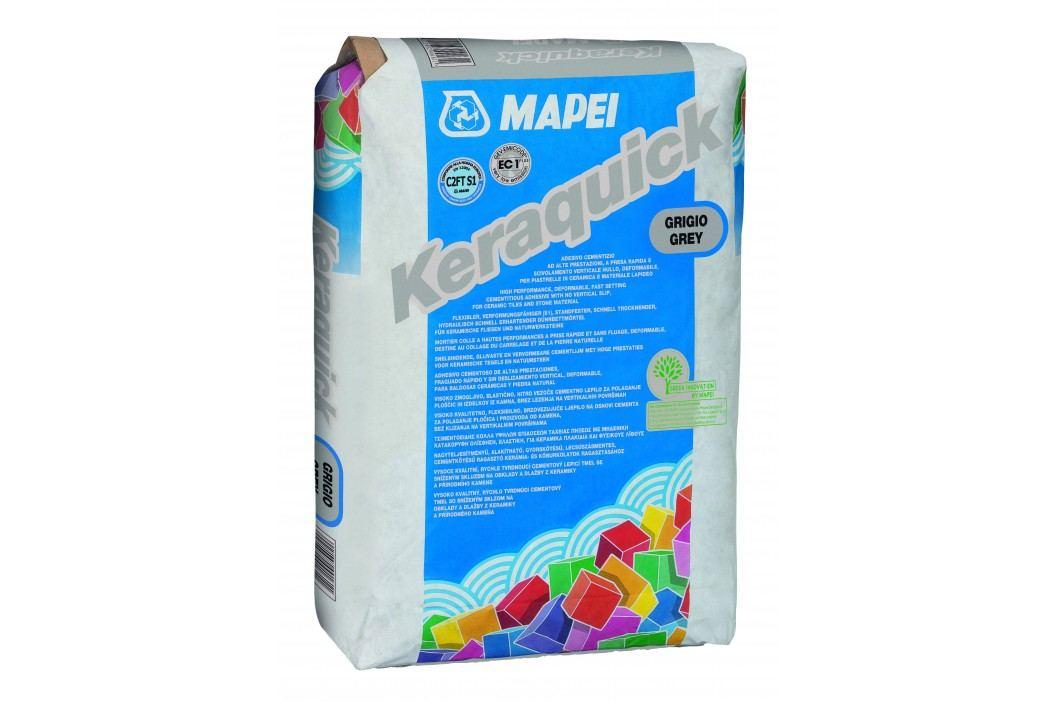 Lepidlo Mapei Keraquick 25 kg šedá (C2FT S1) KERAQUICKS