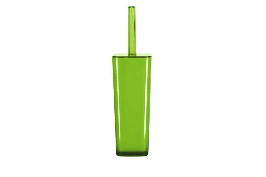KLEINE WOLKE EASY wc štětka na postavení plast zelený ( 5061645856) WC štětky