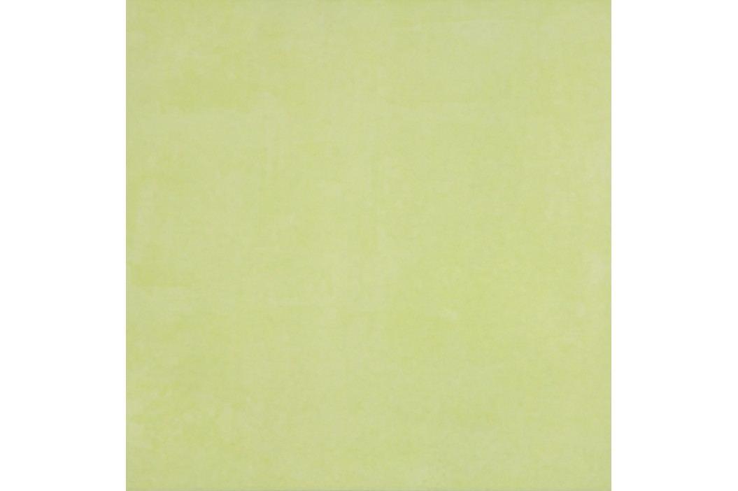 Dlažba Rako Remix zelená 33x33 cm, mat DAA3B607.1