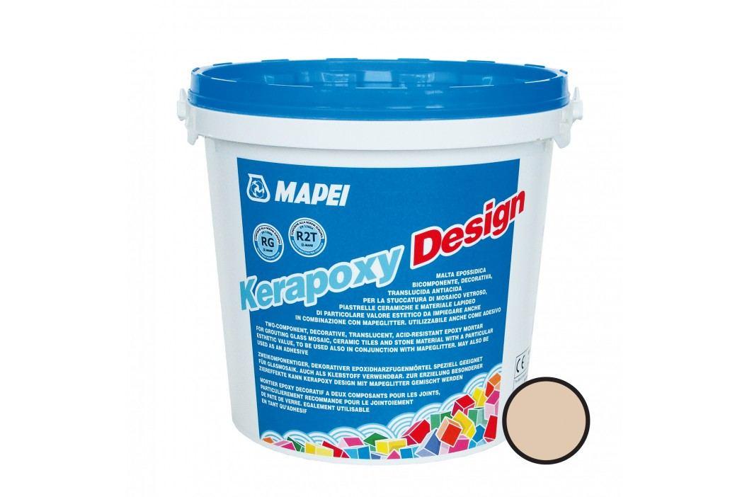 Spárovací hmota Mapei Kerapoxy Design 3 kg sahara (RG) MAPXDESIGN3729