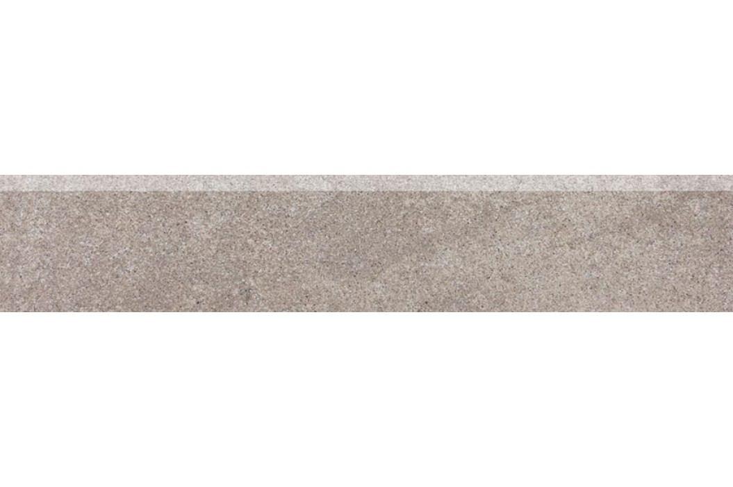 Sokl Rako Kaamos béžovošedá 9x45 cm, mat, rektifikovaná DSAPM589.1
