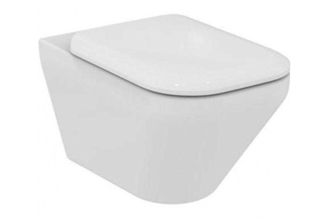 Závěsné WC Ideal Standard tonic II, zadní odpad, 56cm K315801