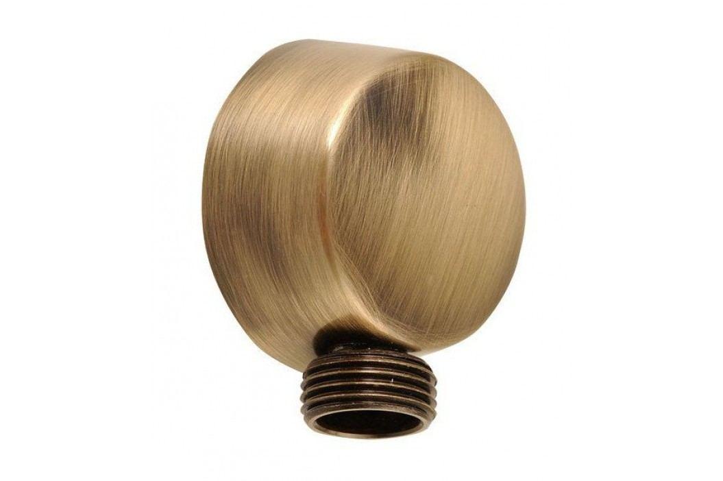Vývod sprchy, průměr 50mm, bronz