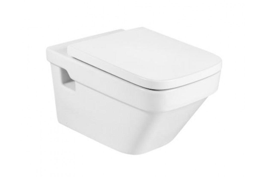 Závěsné WC Roca Dama, zadní odpad, 57cm A346787000