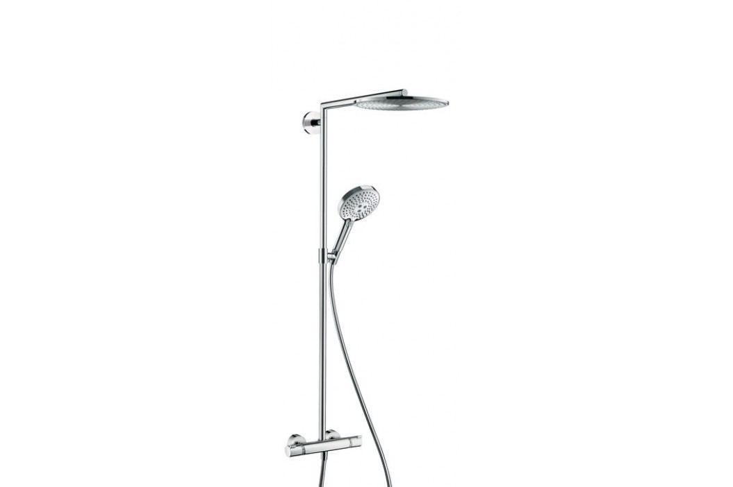Sprchový systém Hansgrohe Raindance Select s termostatickou baterií 27114000