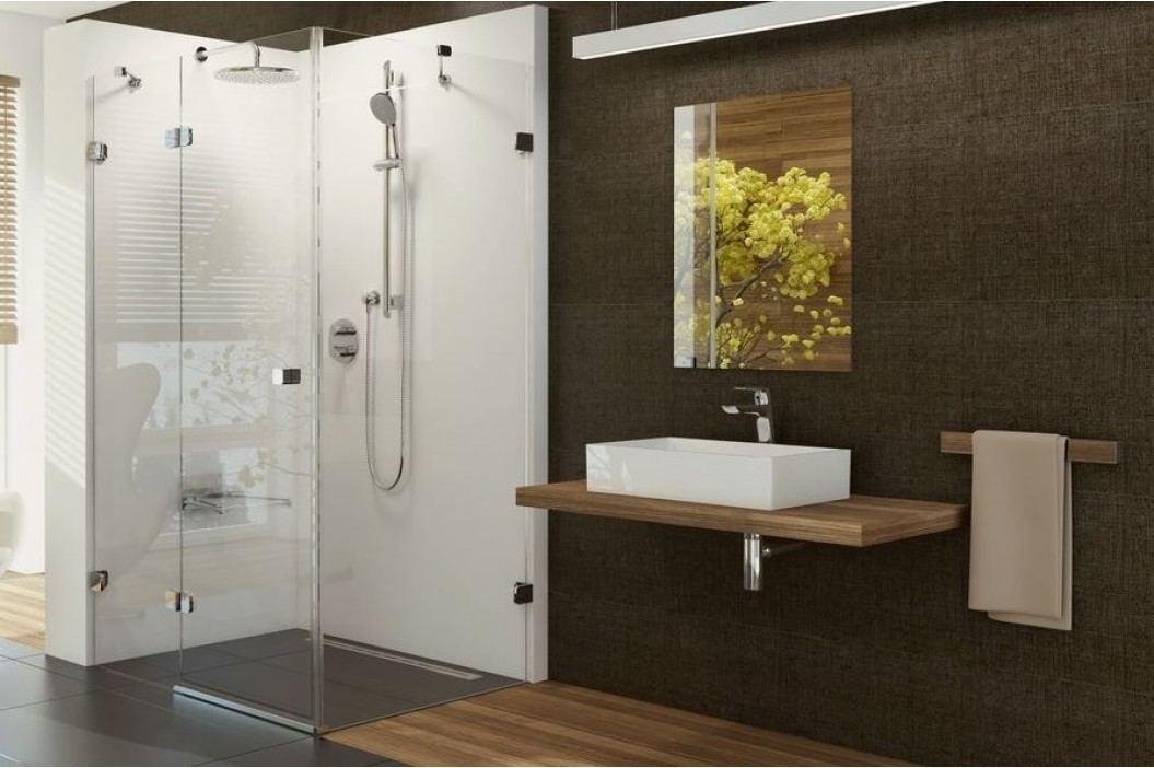Sprchový kout RAVAK BSDPS-100/80 L chrom+transparent 0ULA4A00Z1