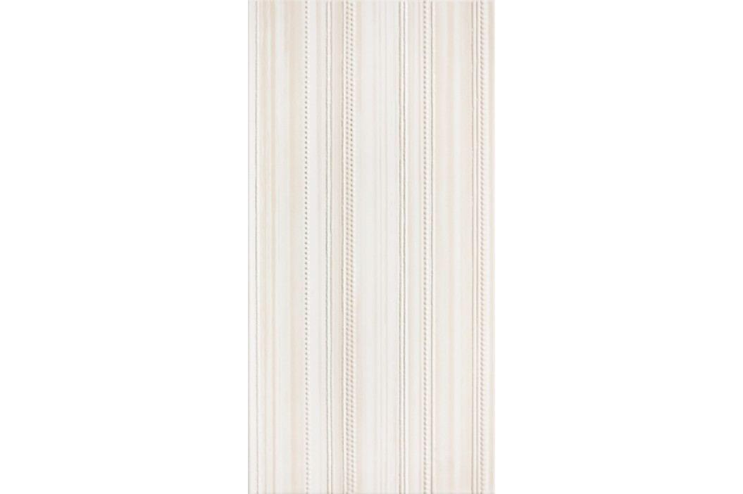 Dekor Rako Concept béžová Interia 20x40 cm, mat WITMB029.1
