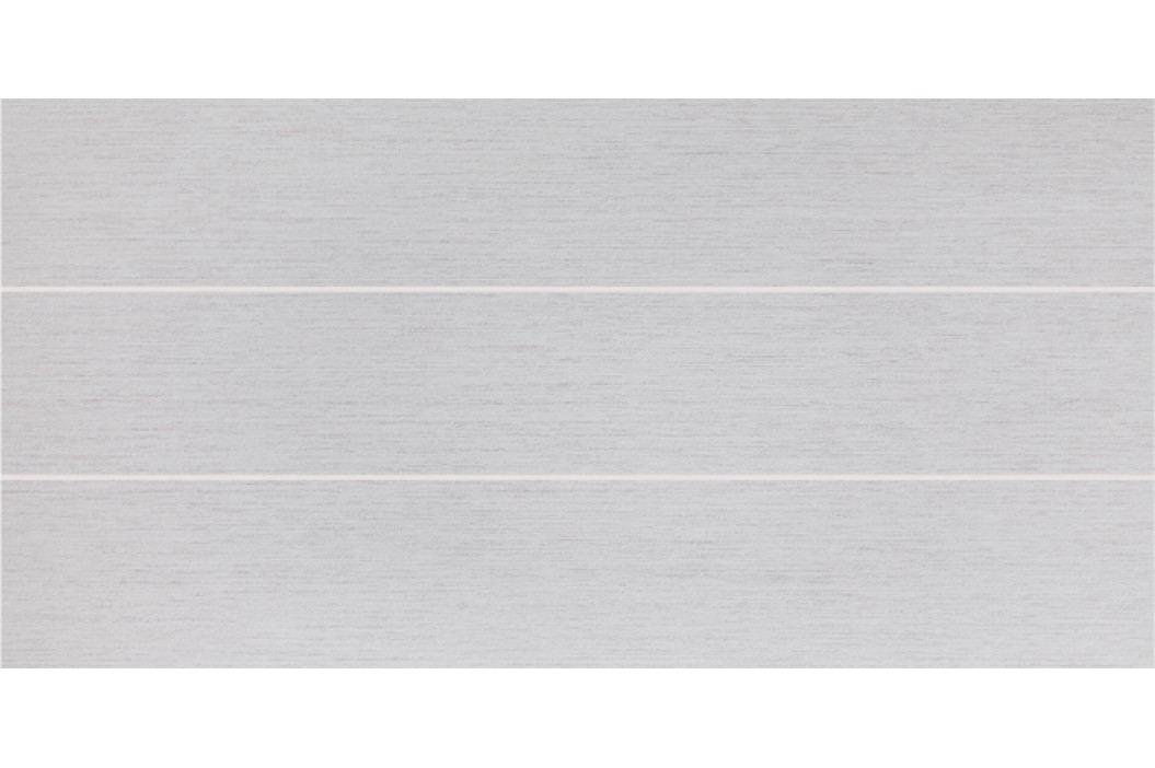 Dekor Rako Fashion šedá 30x60 cm, mat, rektifikovaná DDFSE623.1