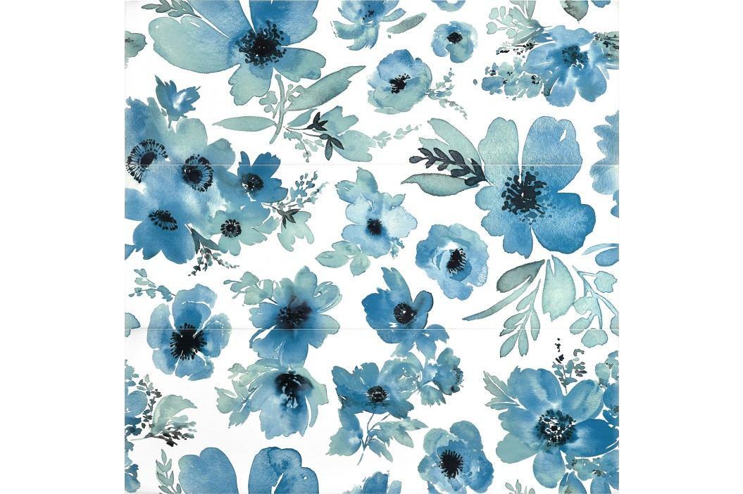 Dekor Peronda Granny mix barev Flora 75x75 cm, lesk DGRANNYF3 Obklady a dlažby