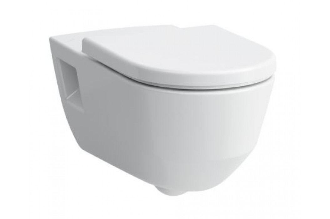 Závěsné WC Laufen Laufen Pro, zadní odpad, 70cm H8219600000001