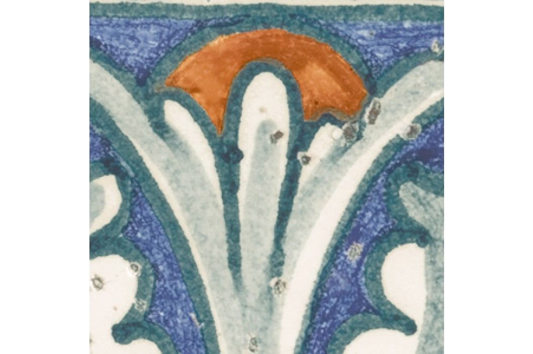 Dekor Del Conca Corti di Canepa mix 20x20 cm, lesk DCMSIGNORIEG Obklady a dlažby