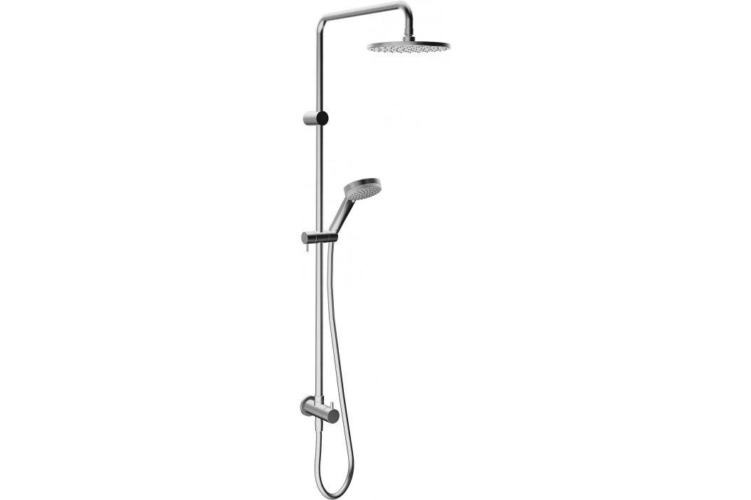 HANSAVIVA sprchový systém sprchová tyč vedoucí vodu, DN 15 (G 1/2), chrom - 44190200