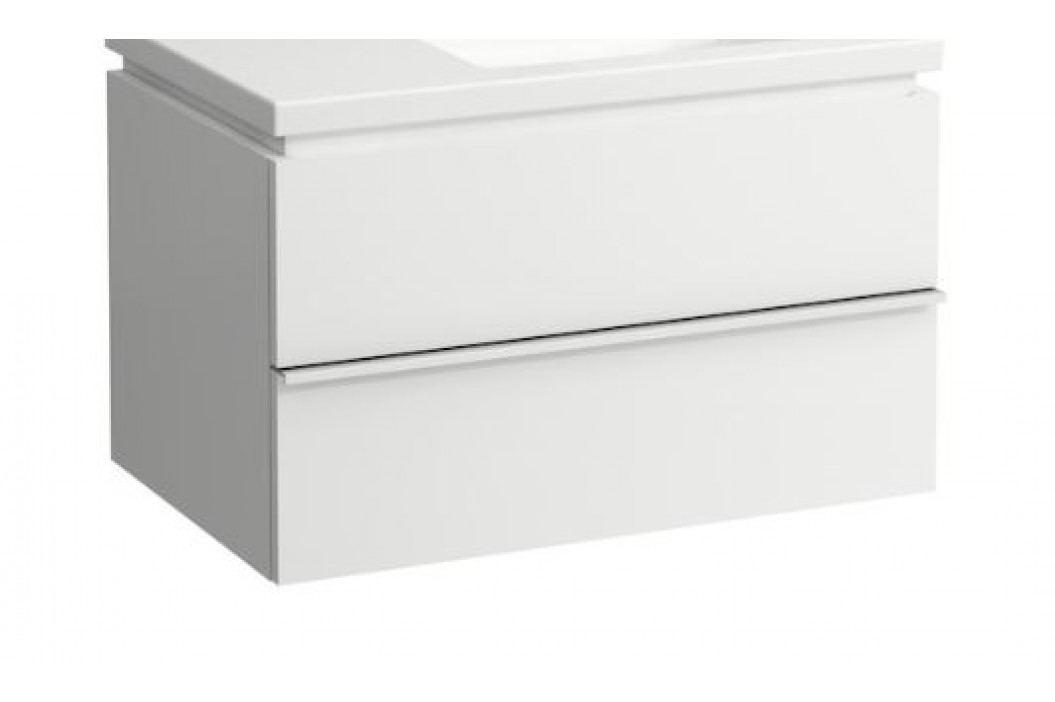 Skříňka pod umyvadlo Laufen Case, bílá lesklá H4014420754751