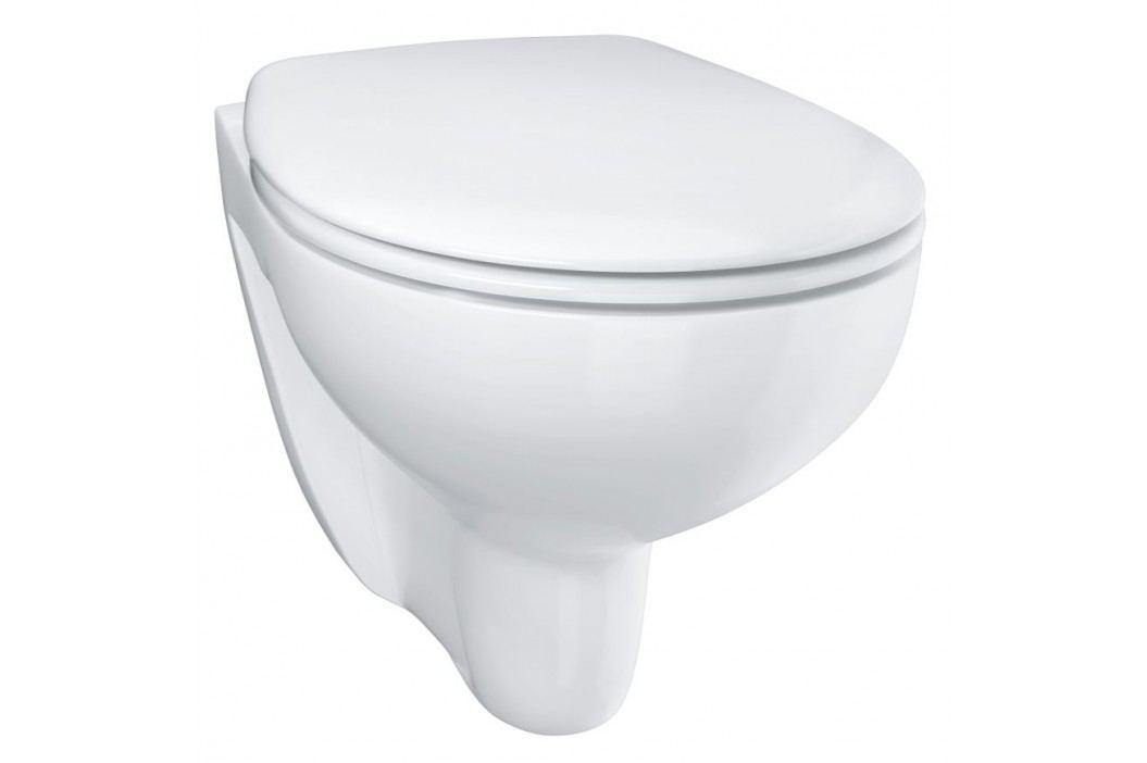 Závěsné WC se sedátkem softclose Grohe BAU CERAMIC, zadní odpad 39351000