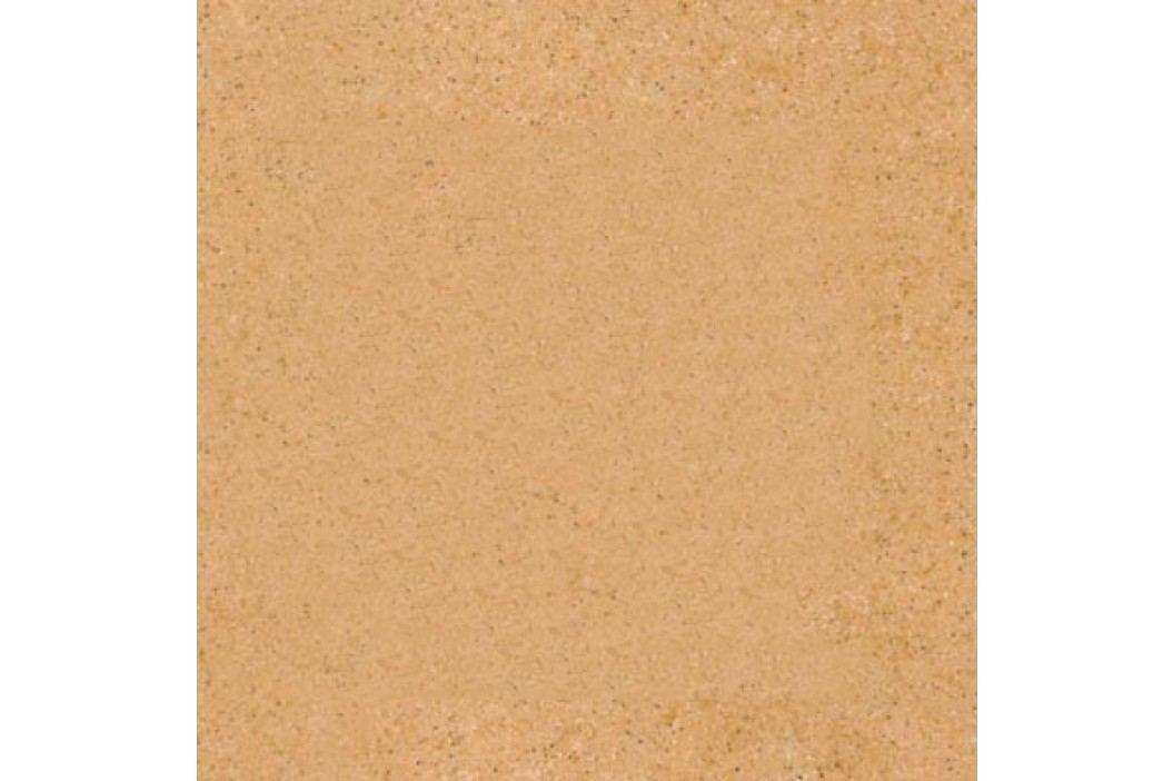 Dlažba Rako Rock žlutá 20x20 cm, mat, rektifikovaná DAK26644.1