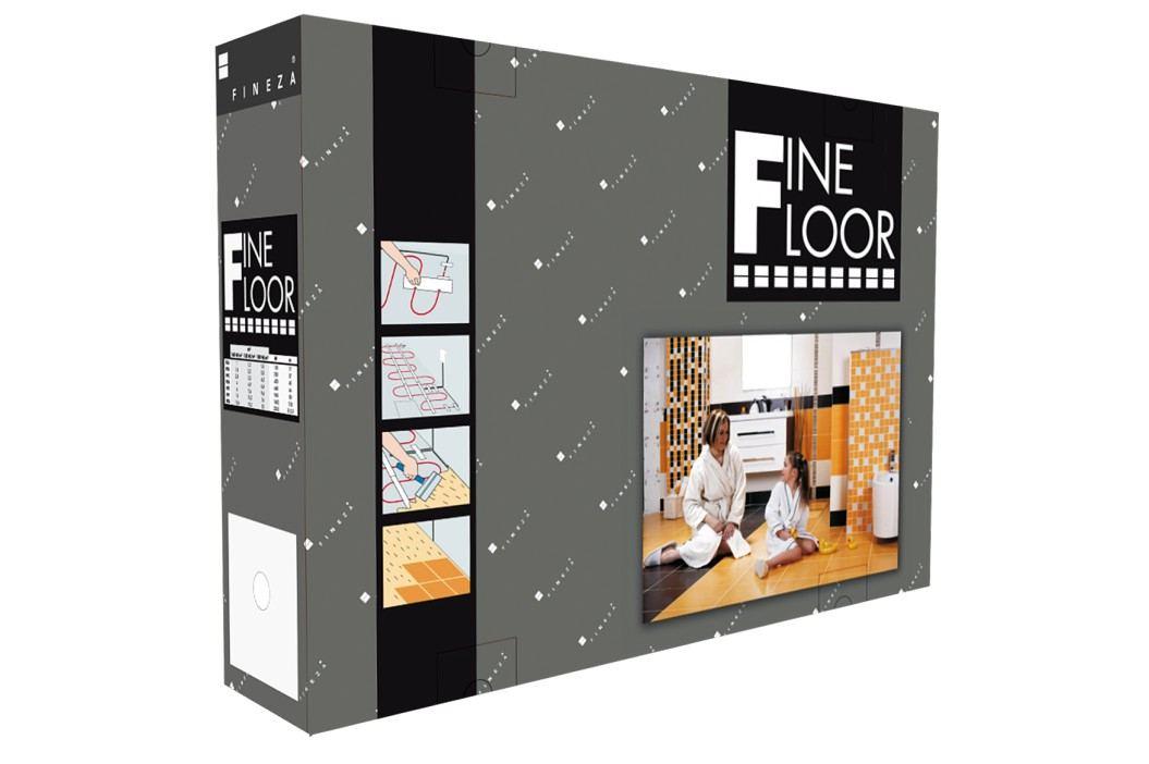 Teplá dlažba Fine Floor 15,6 - 25 m2 FFG