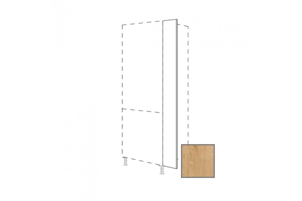 Výkryt pro vysoké skříně 10cm dub 192.HPK1001