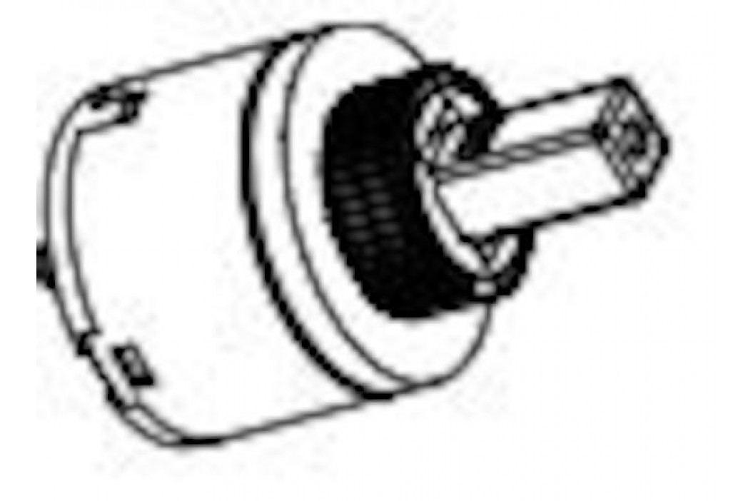 Kartuše nízká, průměr 40 mm, s redukcí NDKART40NRED