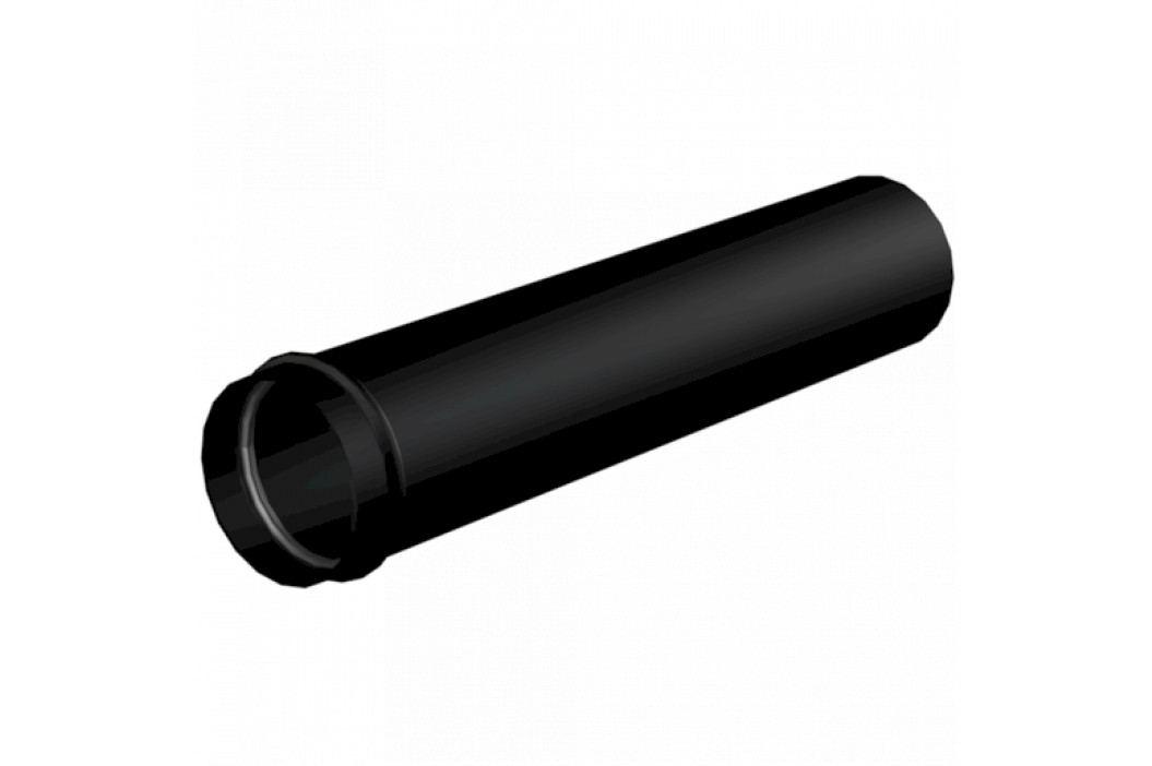 Prodlužovací kus DN32, černá-mat