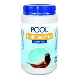 POOL-Laguna KOMBI tablety 4v1 1kg