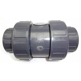 Vagnerpool Tvarovka - Kuželový zpětný ventil 50 mm