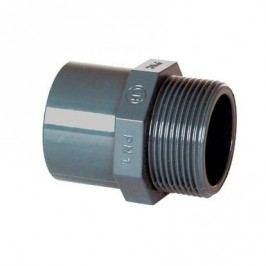 "Vágnerpool PVC tvarovka - Přechodka 50--40 x 1 1/2"" ext."