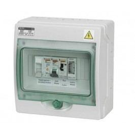 Automatické ovládání pro filtraci - F1S s pevným přívodem