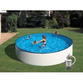 GRE Splash 3,5 x 0,9m s pískovou filtrací 2 m3/h KIT2WPR352SK