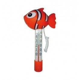 Teploměr plovoucí ryba klaun