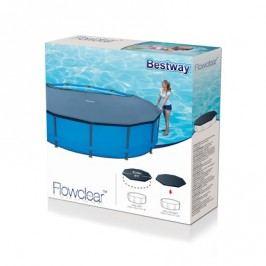 BESTWAY 58036 Krycí plachta na bazén s konstrukcí 3,05 m