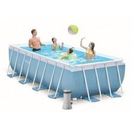 INTEX PRISM FRAME RECTANGULAR POOL 4,88 x 2,44 x 1,07 m 26778NP