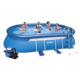 Bazén INTEX 3,66 x 6,10 x 1,22m s pískovou filtrací 4m3/hod