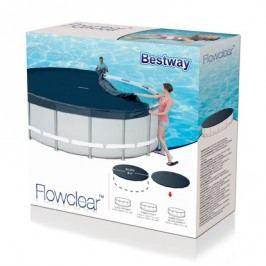 Krycí plachta na bazén Bestway 58248 o průměru 4,27m