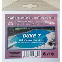 Kapkový tester DUKE T na tvrdost vody
