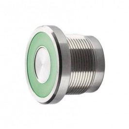 Piezoelektrické tlačítko - zelené LED