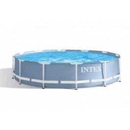 INTEX Prism Frame 7,32 x 1,32m set + písková filtrace 9,5m3/hod