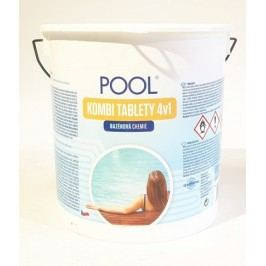 POOL-Laguna KOMBI tablety 4v1 2,2kg