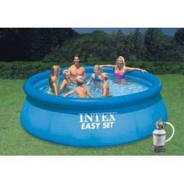 Bazén INTEX 3,66 x 0,76m písková filtrace 2m3/hod