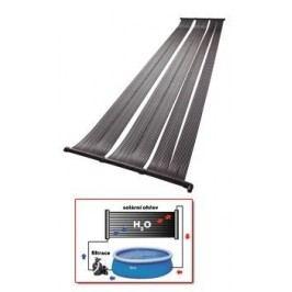 Solární ohřev bazénu, modul 3m2