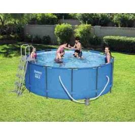 Bazén Bestway s konstrukcí 3,66 x 1,22 m písková filtrace 3,7m3/hod