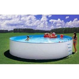 Bazén Steinbach Nuovo 4,0 x 0,9m s kovovou konstrukcí