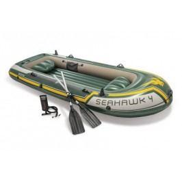 INTEX 68351 člun Seahawk Nafukovací 4 Set