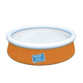 Bazén dětský - Můj první Splash and Play oranžový